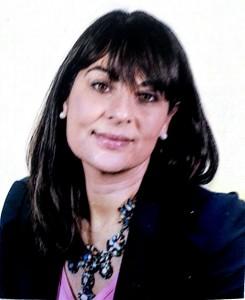 Federica Vasanella,  Consigliere - Capogruppo P.D.