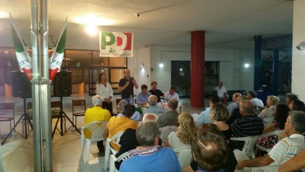 Il Coordinatore Unione Comunale di Giulianova, Gabriele Filipponi.