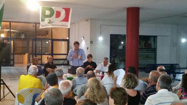 Il Capogruppo Regionale Pd Sandro Mariani,