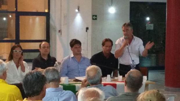 Il Segretario Provinciale PD, Gabriele Minosse