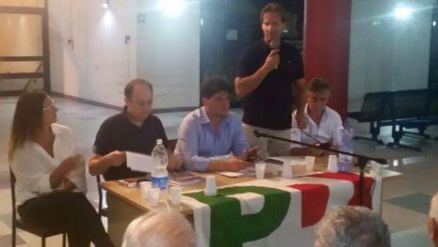 Il Sindaco di Giulianova Francesco Mastromauro