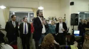 Marco Rapino, Segretario Regionale del Partito Democratico