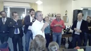 Gabriele Minosse, Segretario Provinciale Pd