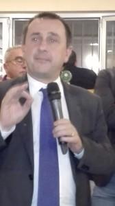 On. Ettore Rosato, capogruppo del Partito Democratico alla Camera dei Deputati